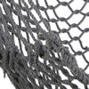 Recycled Cotton Swinging Hammock Chair - Gray