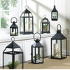 See item description for links to these coordinating lanterns!