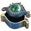 Dramatic Dragon's Eye Trinket Box