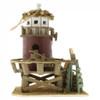 Island Paradise Lighthouse Birdhouse