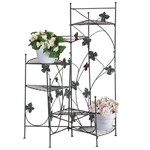 Ivy Spiral Staircase Plant Stand
