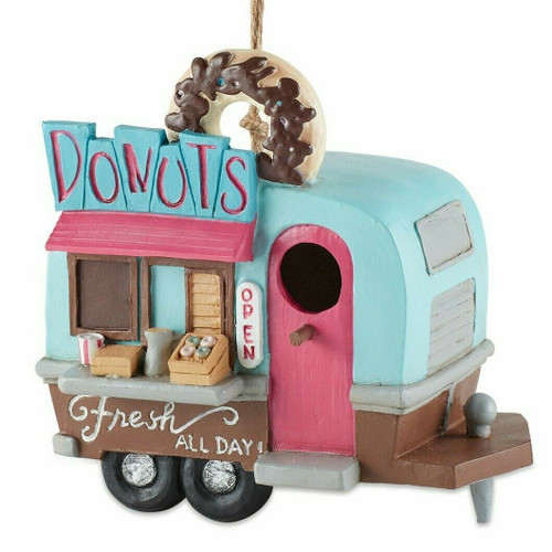 Donuts Food Truck Birdhouse