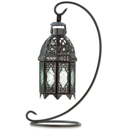 Moroccan Style Hanging Candle Lantern