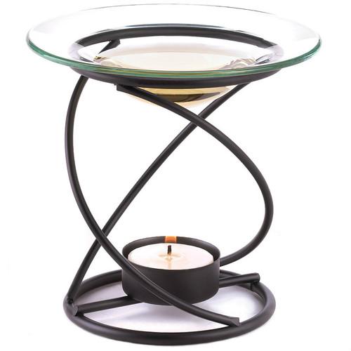 Spiral Metal Oil Warmer