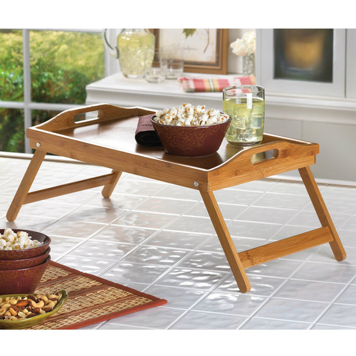 Bamboo Breakfast in Bed Tray