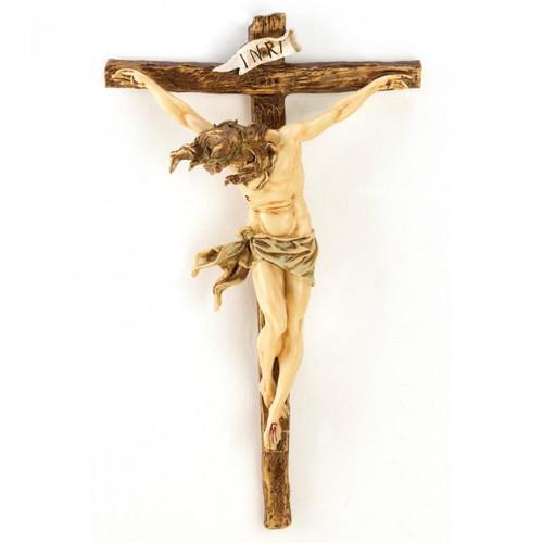 Renaissance Style Wall Crucifix