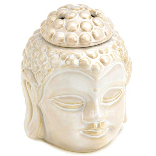 Peaceful Buddha Oil Warmer