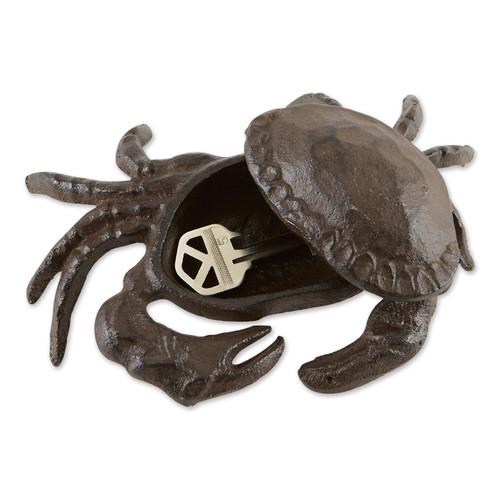 Cast Iron Crab Key Hider