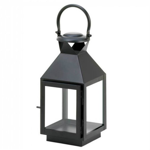 Colonial Style Candle Lantern - 11.5 inches