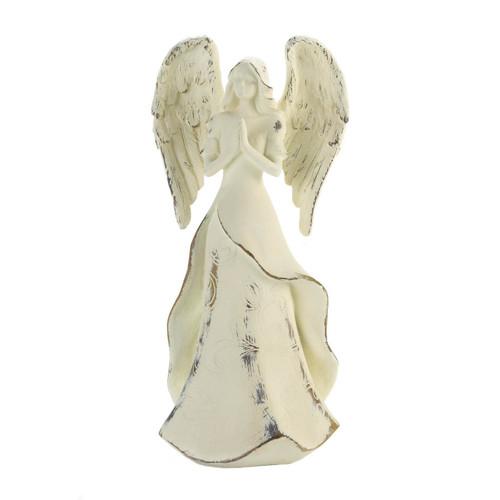 Strength in Prayer Angel Figurine