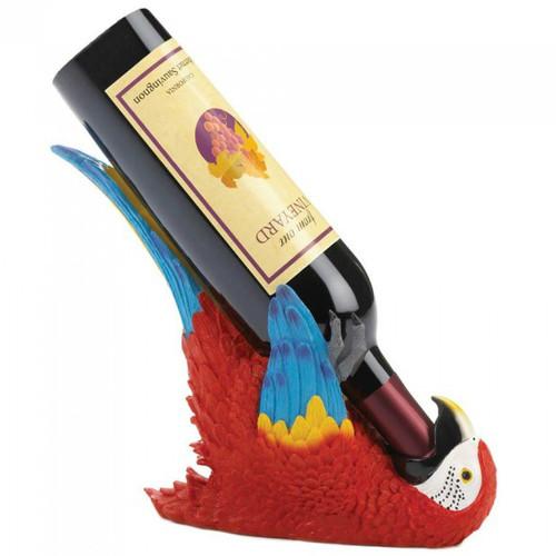 Tipsy Parrot Wine Bottle Holder