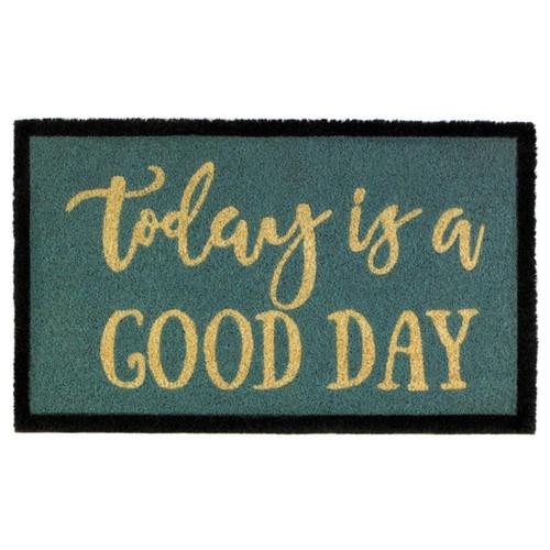 Today is a Good Day Coir Door Mat
