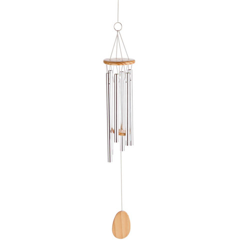 Classic Aluminum Wind Chimes - 24 inches