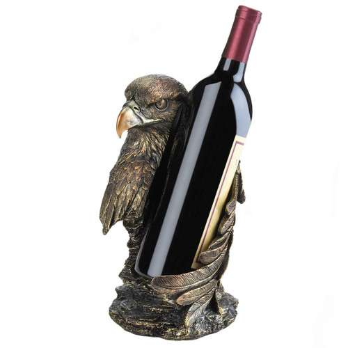 Dramatic Eagle Wine Bottle Holder
