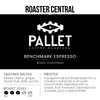 Pallet Coffee Roasters - Benchmark Espresso - Tasting Notes