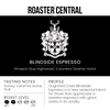 Oughtred Crest Coffee Roasters - Blindside Espresso - Tasting Notes