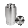 Jura Stainless-Steel Milk Container: 0.4 L/14 oz