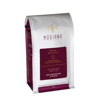 Mogiana Coffee - Decaf - Medium Dark (340g)