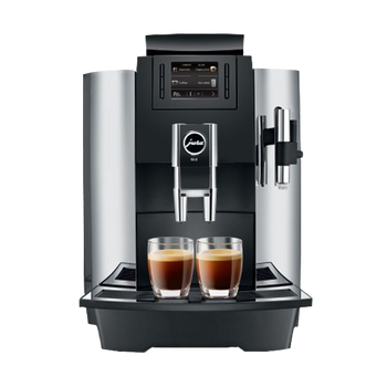 Jura WE8 Professional Chrome Superautomatic Espresso Machine