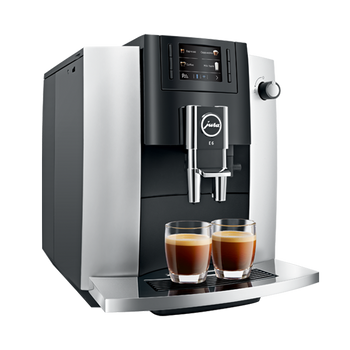 Jura E6 Platinum Superautomatic Espresso Machine