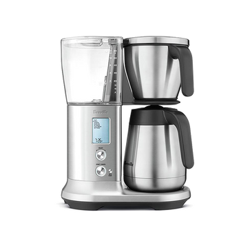 Breville Precision Brewer w/ Thermal Carafe - Side View