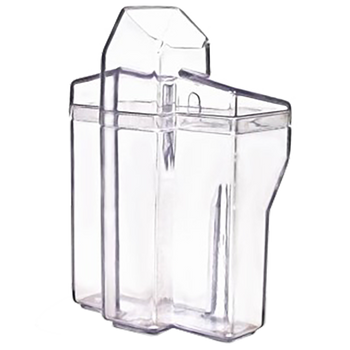 Eureka Mignon Silenzio/Perfetto Transparent Ground Coffee Bin (160g)