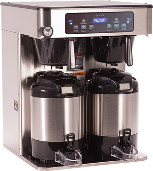 BUNN ICB Infusion Series Twin Coffee Brewer