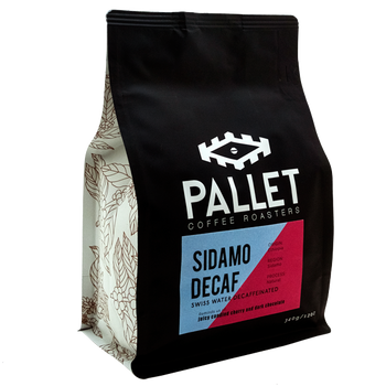 Pallet Coffee Roasters — Sidamo Swiss Water Decaf (340g)