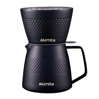 Akimita Coffee Dripper and Server Set (350 ml)