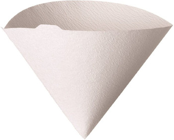 Hario V60 (01) Paper Coffee Filters: 1-2 Cups (100 pcs)