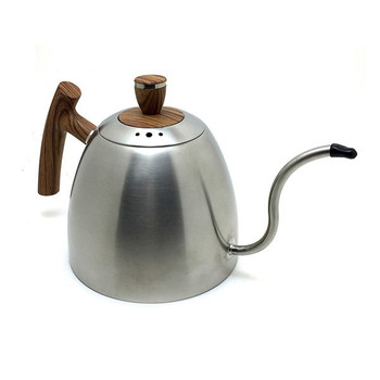 Java Gear Stainless Steel Pour-Over Kettle (IL)