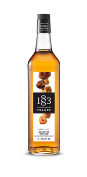 1883 Maison Routin - Roasted Hazelnut Syrup (1L)