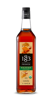 1883 Maison Routin - Organic Caramel Syrup (1L)