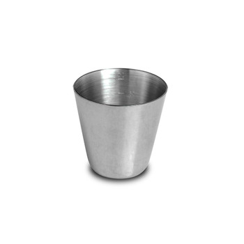 Java Gear Stainless Steel Shot Glass (2oz)