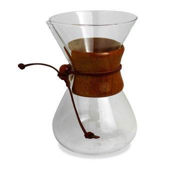 Java Gear Glass Coffee Drip Decanter (800ml)