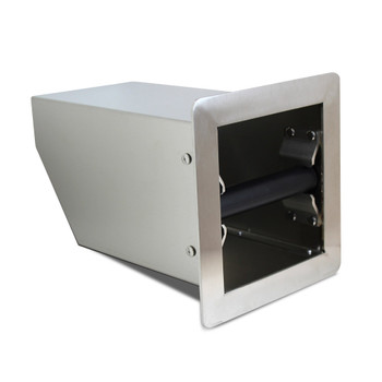 Java Gear Stainless Steel Bottomless Knock Box