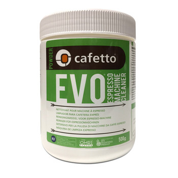 Cafetto Evo Organic Espresso Machine Cleaning Powder (500g)