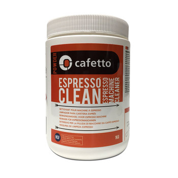 Cafetto Espresso Machine Cleaning Powder (1KG)