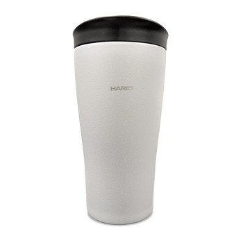 Hario Concrete Insulated Tumbler with Lid (300ml)
