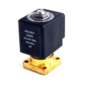 Rancilio 2-Way Hot Water Solenoid/Electrovalve: 220V