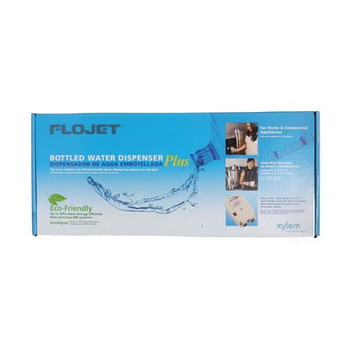 "FloJet BW5000 Bottled Water Pump System: 3/8"" System"