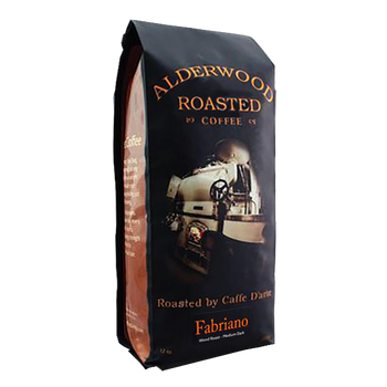 Caffe D'arte Coffee - Fabriano Alderwood Roast (340g)