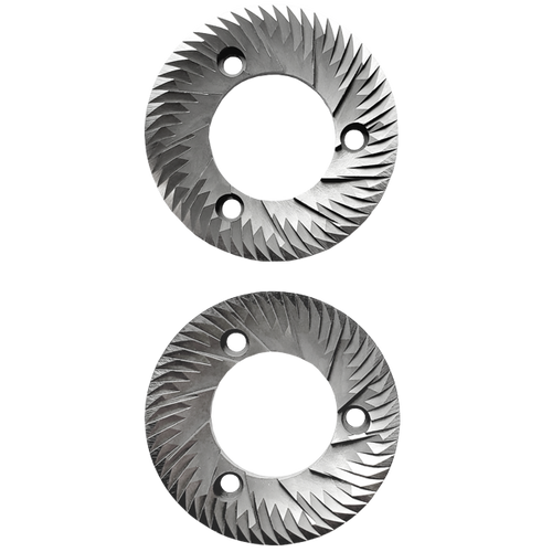 Eureka 75mm Burr-Set