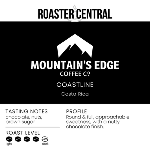 Mountain's Edge Coffee Co. Drip - Coastline (340g)