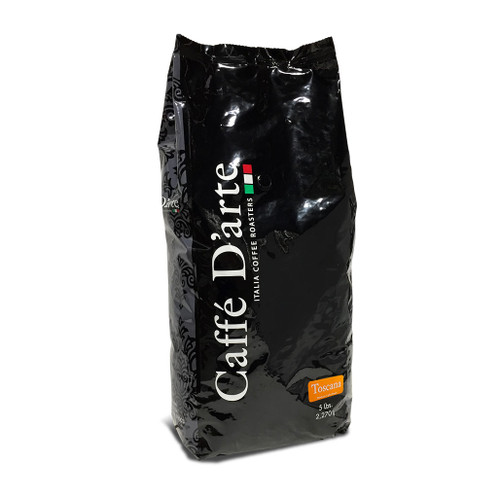 Caffe D'arte Coffee - Light Toscana Blend (5 lb.)