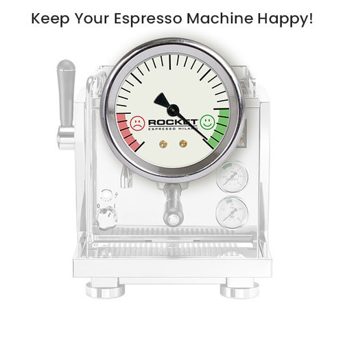Rocket Home Espresso Machine - 1 Year Extended Warranty Package with 1-time PM Package