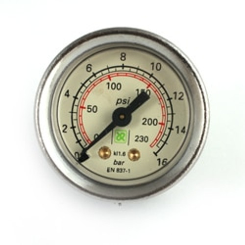 Rancilio Pump Pressure Gauge (New)
