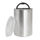 AirScape Brushed Steel Storage Container (64 fl. oz)