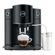 Jura D6 (Piano Black): One Touch Cappuccino Superautomatic Espresso Machine