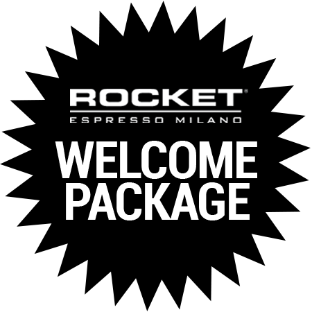 Rocket Machine Welcome Package